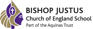 Bishop Justus Church of England School logo